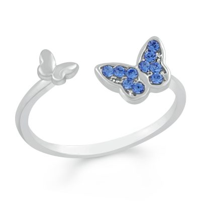 rhodium-blue-butterfly-ring